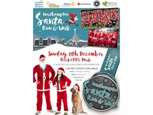 Northampton Santa Fun Run & Walk