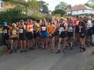 2015 Windgather Fell Race (