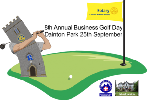 Rotary Golf Day - Dainton
