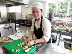 Rotary Young Chef 2015-16 Regional Final March 2016