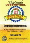 2016 (13th) Beer Festival Programme