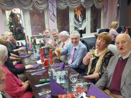 Rotary Christmas Lunch - 2017