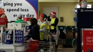Tesco Bag packing 2016