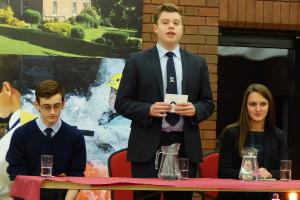 Youth Speaks Round 1 @ Oswestry School