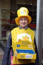 Rotary members raise over £2000 for Marie Curie