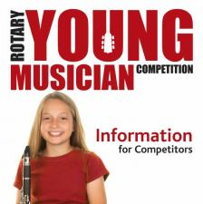 See details below for the Young Musician Competition