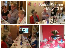 2016 Safari Supper