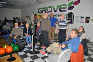 Steak and bowls at the Grove Leominster