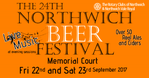 24th Northwich Beer Festival