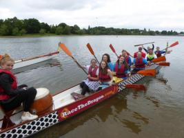 Dragon Boat Racing - more Pictures