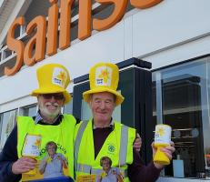 Rotary supports Marie Curie!