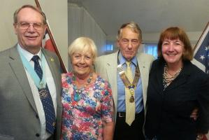 ANNUAL CLUB ASSEMBLY AT CHRISTCHURCH ROTARY