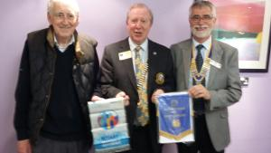District Governor's Visit - 31/07/17