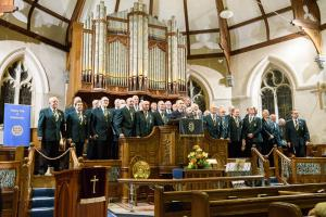 Barnstaple Male Voice Choir, 4th November 2017