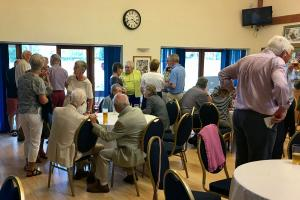 David Davies' In/Out Party @ Oswestry Cricket Club