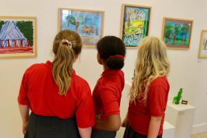 Millicent Kaye Art Competition and Exhibition for Primary School 2017