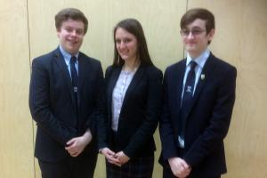 Regional Final of Youth Speaks, Darwen Vale High School, Darwen