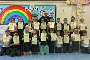 Midhurst's Rotary Young Writers