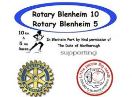 Rotary Blenheim 2017 10K & 5K Races watch this space for links to 2017 race results.