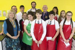 2017 11 Rotary Young Chef Competition