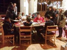 Amaze Penge Christmas Party - Dec 2017