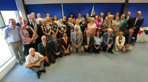 Community Grants Presentation Evening July 2017