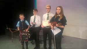 YOUNG MUSICIANS EVENING 2017