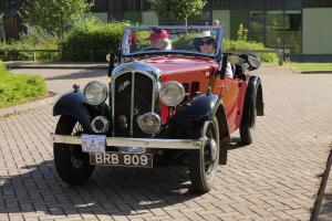 10th Dursley Rotary Classic and Sports Car Cotswold Tour