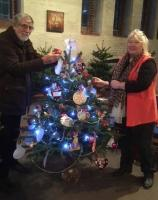 Christmas Tree Festival at St Mary's Church