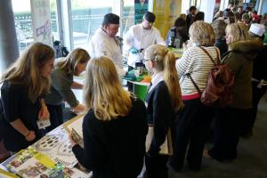 2018 Opening Doors to a Brighter Future Careers Event