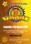 2018 (14th) Beer Festival Programme