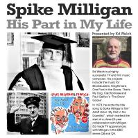 A partners speaker evening at the Fowey Valley Hotel with a 3 course meal and coffee (£18).  Featuring Ed Welch, a renowned composer and Musical Director for Spike Milligan.