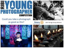 2018-19 Rotary Young Photographer Direct Entry Competition