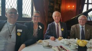 Afternoon Tea Celebration to launch The MEMORY LANE DEMENTIA SUPPORT GROUP