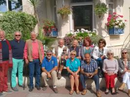 Rotary Club de Rennes weekend visit