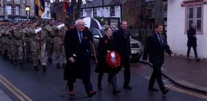 Penrith Armistice Day Parade