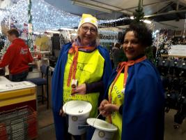 Bucket Collection on 1st & 2nd December ACW