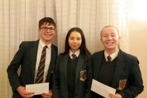 Kendal South Westmorland Rotary hosted the Junior Youth Speaks (public speaking) Heat