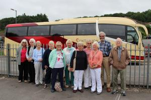 2018 Age UK trips to the seaside