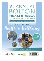 Bolton Health Awareness Day