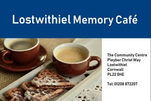 Lostwithiel Memory Cafe