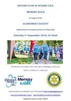 Memory Walk in aid of Alzheimers