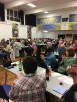 QUIZ NIGHT RAISES £1000