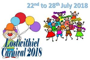 A week of merriment and sport from 22nd - 28th July 2018 that everyone can enjoy, with Charity Fete Day, Its a Knockout, Raft Races, Rounders, Cricket, Pram Race, Concert, Street Party, Duck Race, Live Music, Football and Carnival Procession