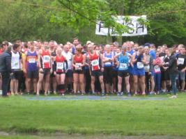 Another huge success The Rotary Club of Rayleigh Mill 10k cross-country run 2019