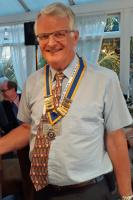 2019/20 President Peter Nightingale