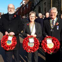 2019 11 Remembrance Services in Midhurst, Easebourne and Petworth