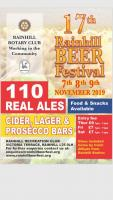 Beer Festival Briefing