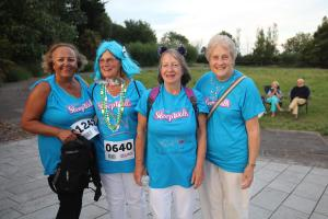 Rotary Ladies Raise Money for Rowcroft