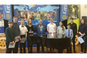 Young Musician District Final